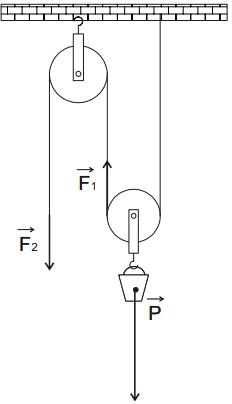 Le palan dans les exercices de raisonnement mécanique
