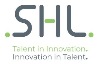 Test SHL Logo